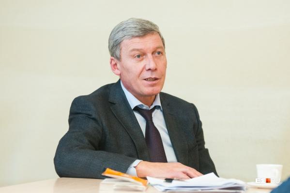 Как мэрия воспользуется пакетом полномочий, которые к ней вернулись, расспрашиваем вице-мэра Алексея Белышева