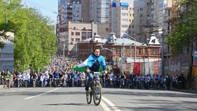 В Уфе создадут большое велокольцо