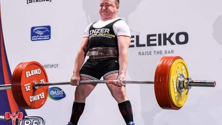 Пауэрлифтер из Новосибирска в 10-й раз стал абсолютным чемпионом мира