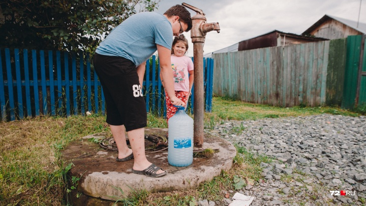 Сколько под Тюменью «отдаленных сел» без водопровода: изучаем масштаб проблемы, озвученной Путину