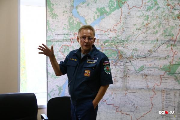Как на ладони: карта Самарской области всегда перед глазами