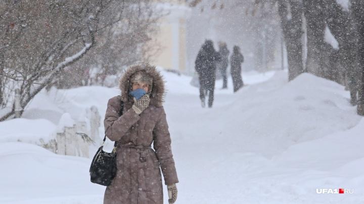 Башкирию снова накроет: в ближайшие сутки синоптики прогнозируют ухудшение погоды