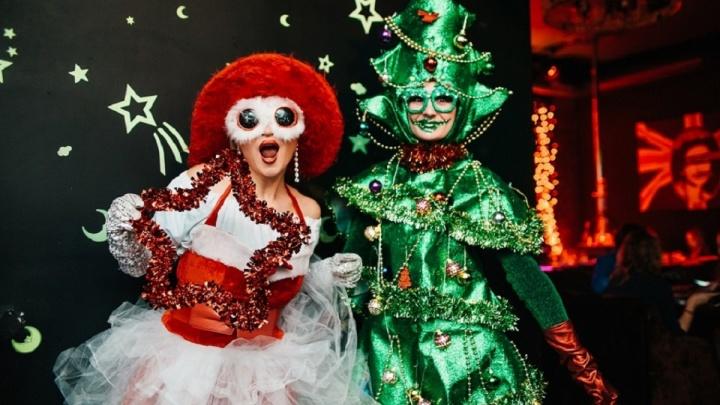 Новый год начинается: где челябинцы проведут топовые вечеринки и корпоративы
