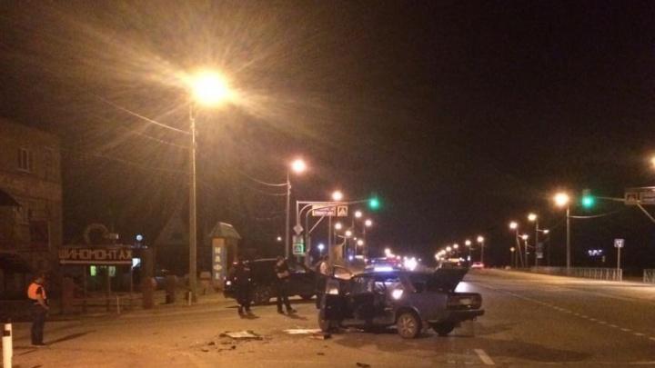 Мужчина погиб в ДТП на ночной трассе под Новосибирском