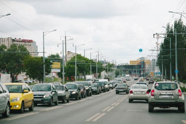 В 63-м регионе число зарегистрированных автомобилей перевалило за 1 миллион
