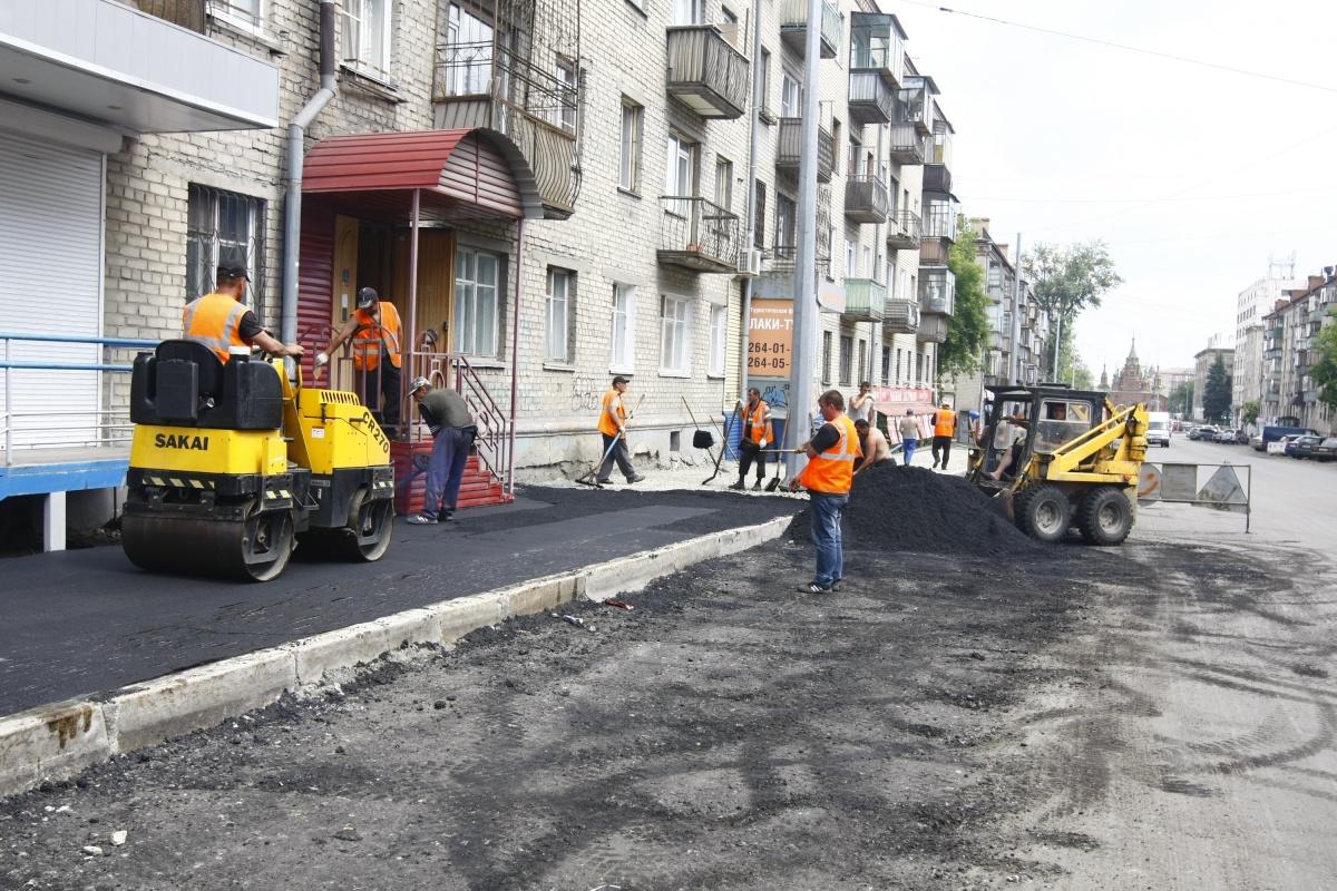 Для ремонта придется перекрыть часть смежных улиц —график пока согласовывается