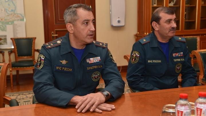 В Тюмень приехал новый руководитель МЧС. Им стал «железный человек» из Мурманска