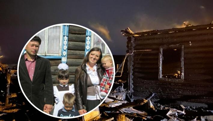 Отец порезал руки в кровь, выбивая окна: почему не удалось спасти троих детей, погибших при пожаре