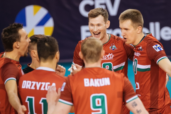 Игра закончилась уверенной победой новосибирской команды