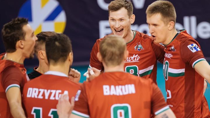 Новосибирский «Локомотив» обыграл команду из Франции на Кубке Европейской конфедерации