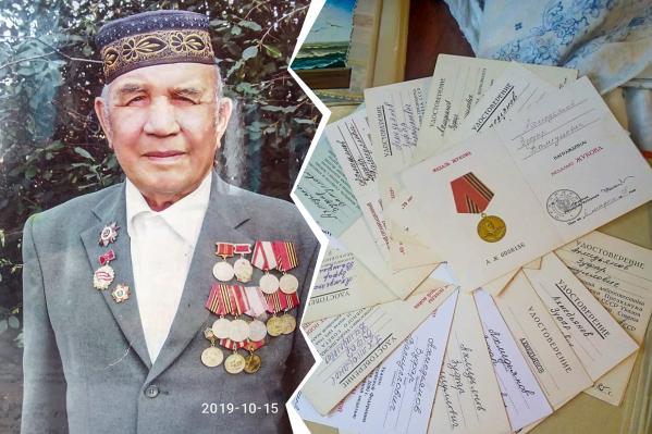 Зуфар прошел Великую Отечественную войну, шесть лет защищал Родину, получал поздравления от министра МВД СССР. А после смерти два квадратных метра, где покоится его прах, стали объектом дрязг