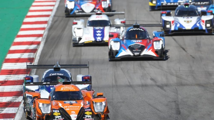 G-Drive Racing стал чемпионом европейской серии Ле-Ман 2017 года