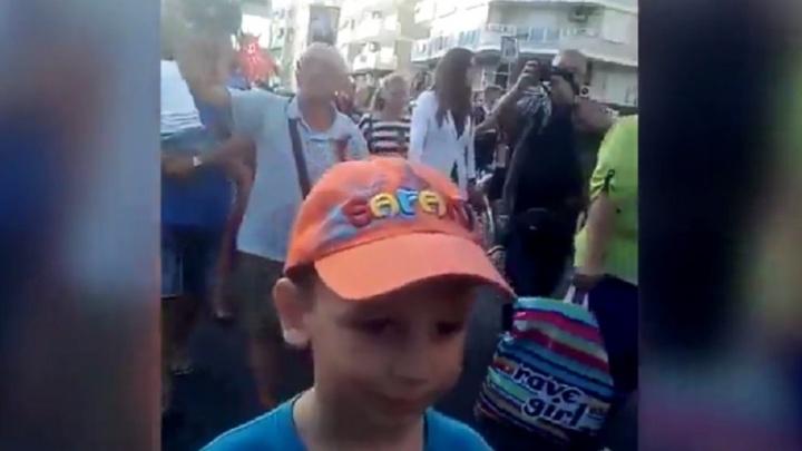 Жители Башкирии приняли участие в «Бессмертном полку» в Турции