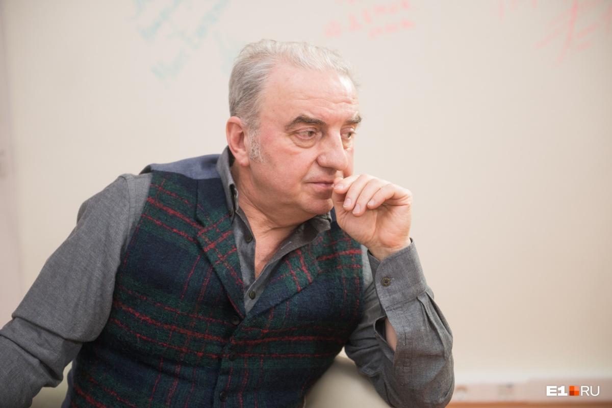 Владимир Шахрин считает, что 60 лет — ещё не старость