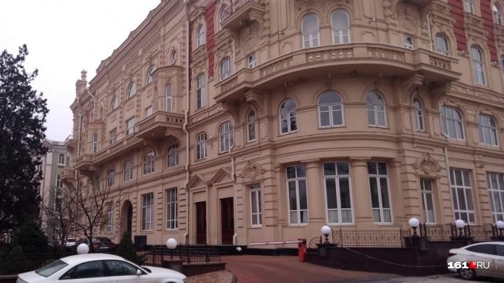 В администрации Ростова прошли обыски