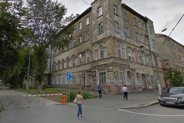 Дом на Куйбышева, 7 — это памятник архитектуры местного значения