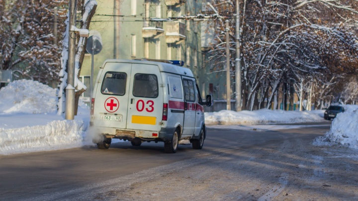В Самарской области чиновники не досчитались 89 бригад скорой помощи