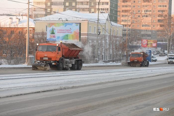 О покупке снегоплавильных машин в мэрии говорили ещё в 2011 году