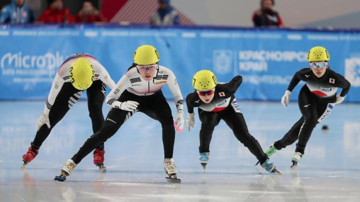 Болеем за наших: на Универсиаде в Красноярске выступят пять спортсменов из Башкирии