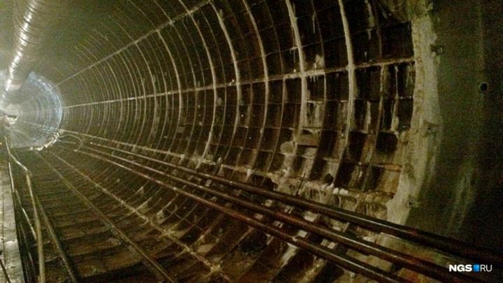 План строительства метро с 9 станциями в Красноярске представили Владимиру Путину