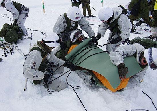 Новосибирский спецназ представит Россию на Армейских играх