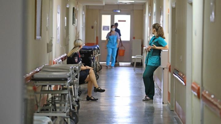 Пневмония, перелом на горке и ожог от петарды: врачи рассказали, чем красноярцы болели на каникулах