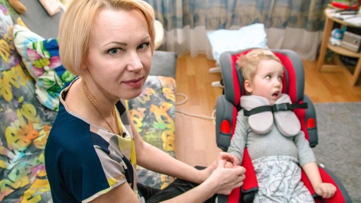 «Мой ребенок — не лежак»: история Ольги Шелест, мамы особого малыша