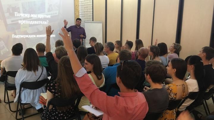 Новосибирцы осваивают прибыльную профессию видеооператора и видеомонтажёра