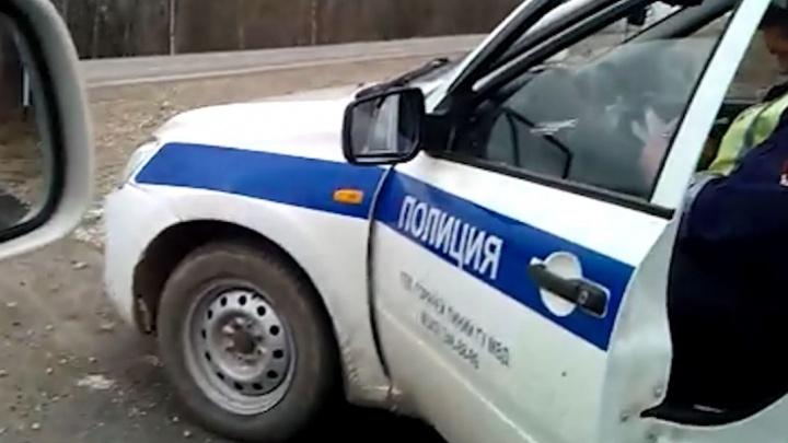 Обвиняемый в обстреле сотрудников ДПС под Кунгуром снимал всё происходящее на мобильный телефон