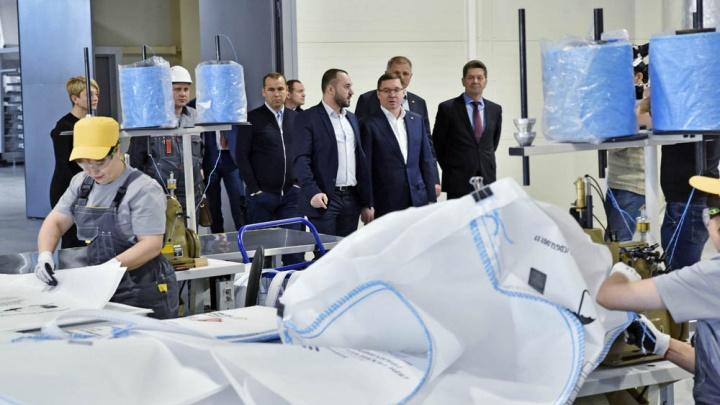 Бизнес Лисовиченко: закрытый в Исетском завод «Полипак» в этом году получил из бюджета 7,5 миллиона