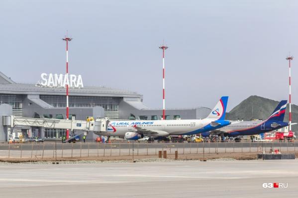 Из Курумоча самолеты летают более чем по 50 направлениям — по России и за границу