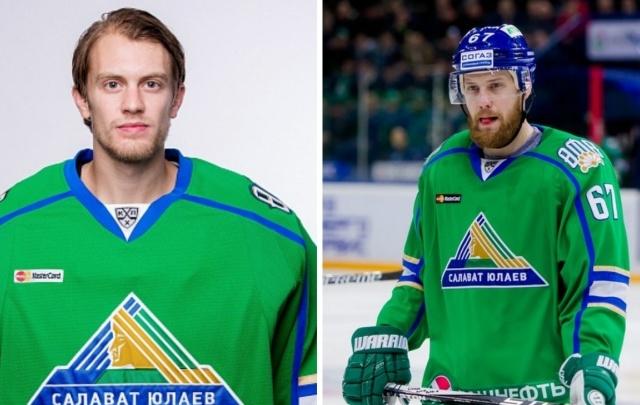 «Юлаевцы» Умарк и Сведберг вызваны в национальную сборную Швеции