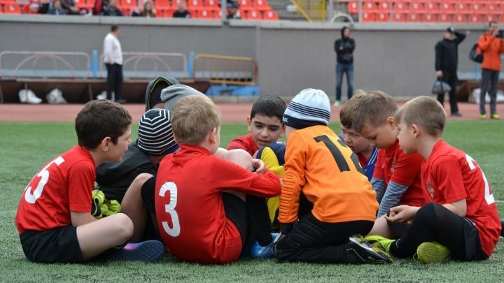 Юных футболистов будут тренировать по новой методике: открыт дополнительный набор