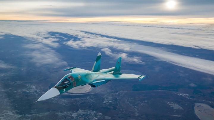 Впервые в небе над Челябинском: новые шагольские «сушки» отработали дозаправку в воздухе