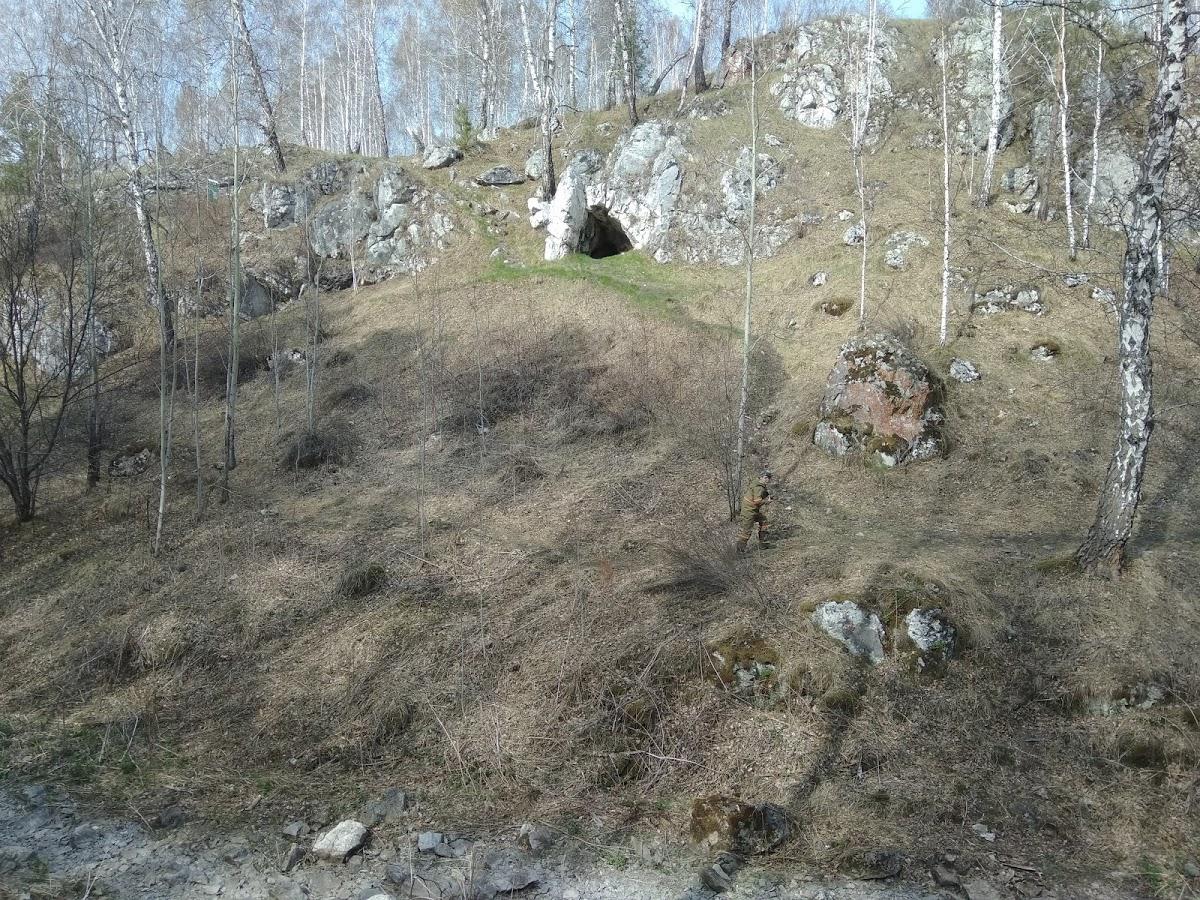 Пещера Смолинская когда-то давала приют монахам
