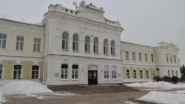 На Ленина за 100 миллионов продают памятник архитектуры