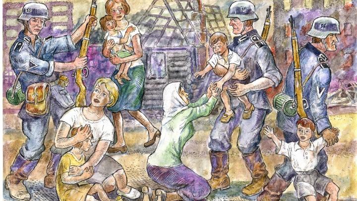 «У детей выкачивали кровь, а тела выбрасывали»: волгоградец написал книгу о детстве в Сталинграде