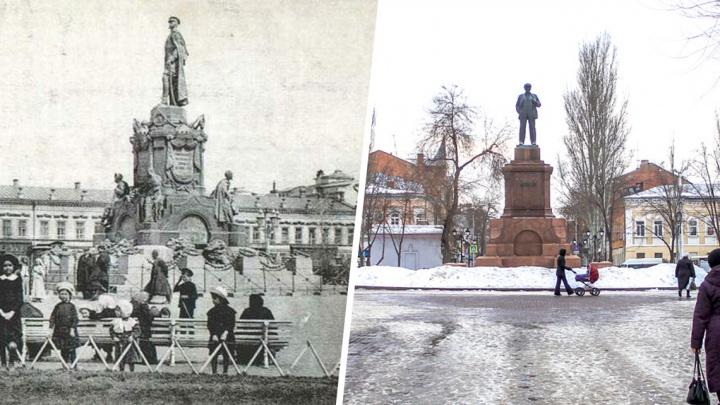 Идею восстановить памятник Александру II в Самаре застопорила бюрократия