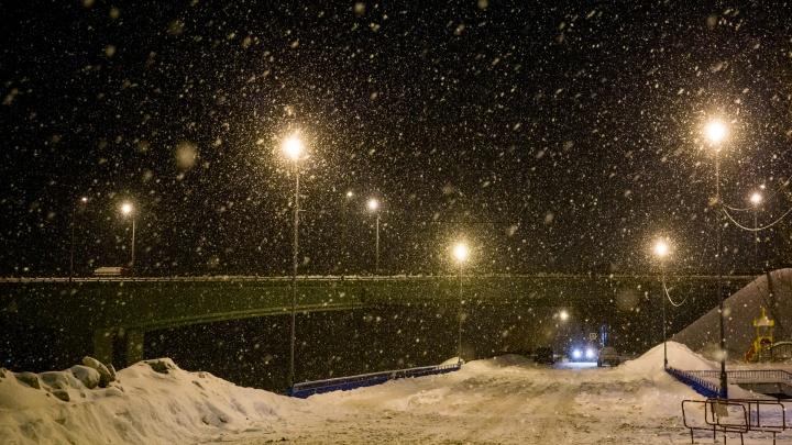 Порывистый ветер и снежный накат: когда закончится непогода в Ярославле и наступит весна