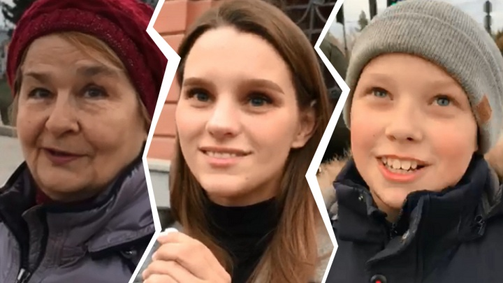 Помочь больным детям и попробовать местной шаурмы: что омичи посоветовали бы Владимиру Путину