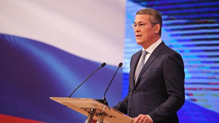 Хабиров объявил членов правительства, которые займут кресла в Белом доме на ближайшие 5 лет
