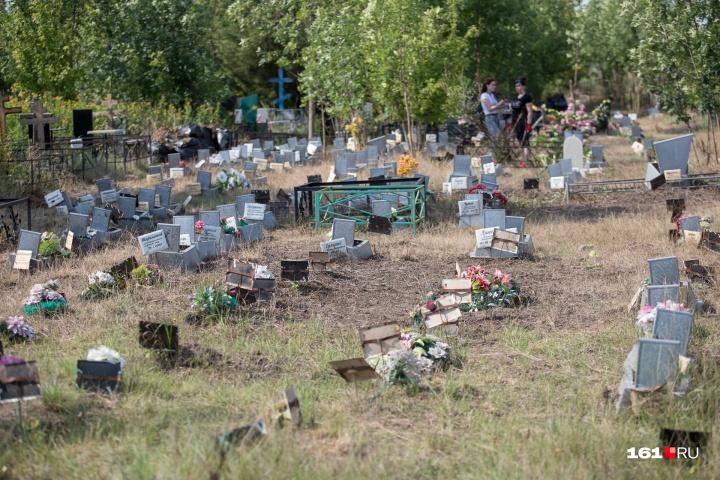 Раньше на этом месте была мусорная куча, но волонтеры расчистили участок