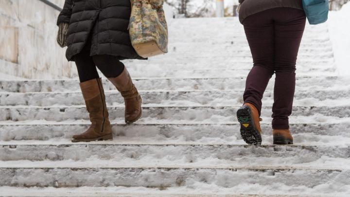 Прогноз погоды на выходные: в Новосибирск придут ночные морозы, ветер и снег