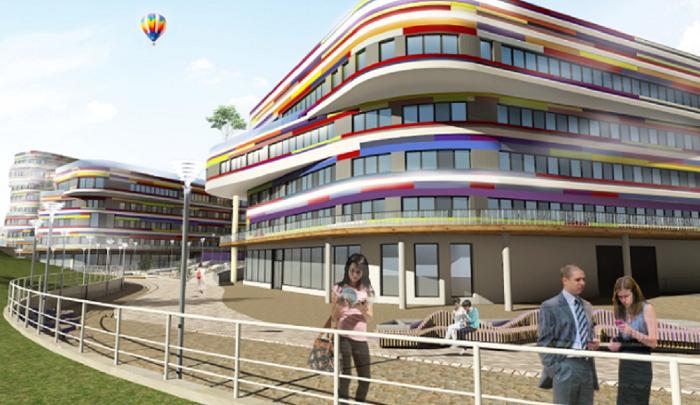 Жители Тюмени выступили против строительства в логу и требуют найти для кампуса другое место