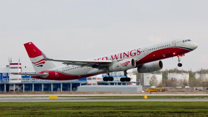 Летевший в Новосибирск самолёт сел в Уфе из-за подозрений на эпилепсию у пассажирки