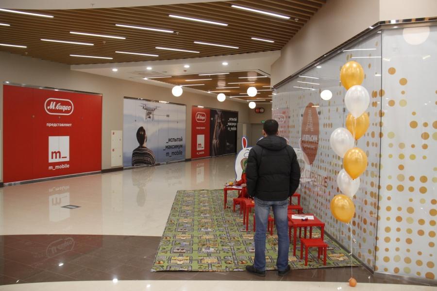 38e57d41d095 У вокзала открылся четырехэтажный торговый центр с супермаркетом, но ...