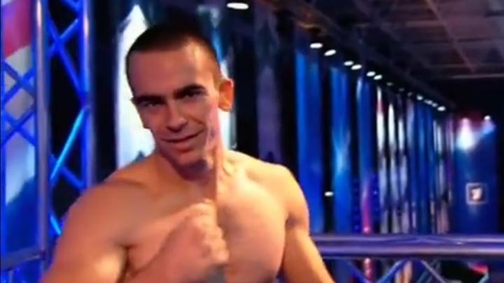 Ростовчанин принял участие в финале шоу «Русский ниндзя»