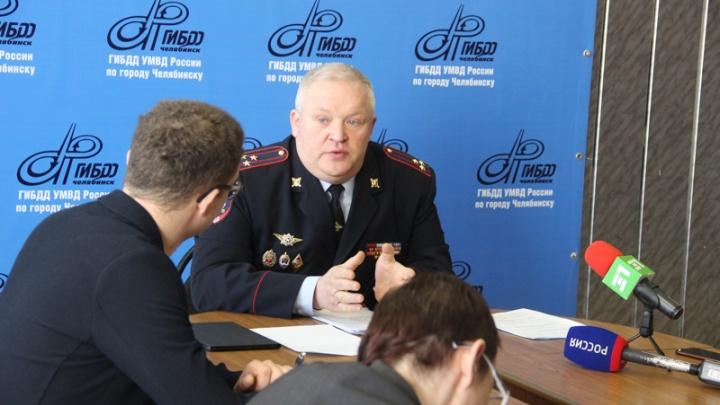 ГИБДД Челябинской области возглавил полковник, которого разжаловали после ДТП с пьяным подчинённым