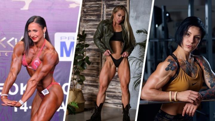 «Большие мышцы — это красиво и женственно»: истории ростовчанок, чья жизнь — это бодибилдинг