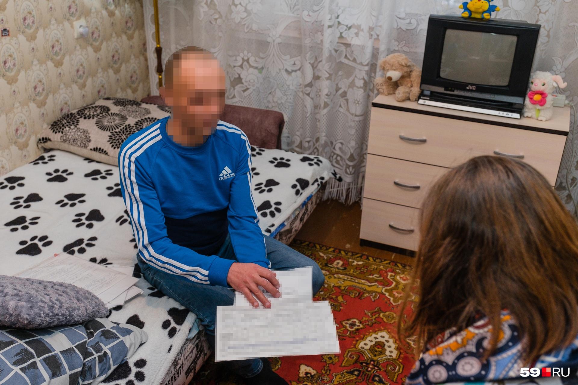 У Ивана есть результат анализа на мокроту, где сказано, что туберкулеза у него нет. Но фтизиатры говорят, что это ничего не доказывает